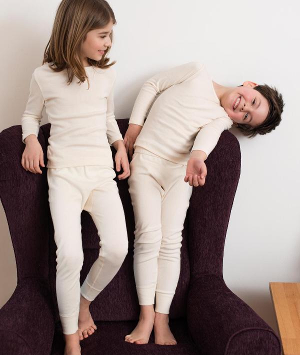Langt undertøy / pyjamaser for barn