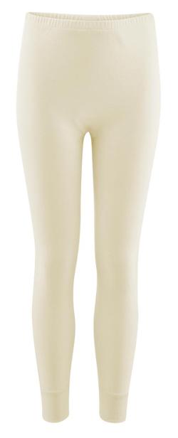 Longs (Finribbet) Naturlig hvit