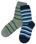 Frotté-sokker for barn
