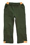 Bukse (Sweat-stoff) Mørk grønn