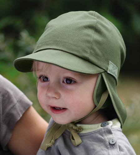 f53dda21 Baby-solhatt (UV-filter 80) Mørk rosa, turkis, grønn og mørk blå ...