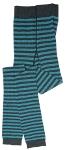 Lang tights for dame (m.Lycra) Grå / blågrønn