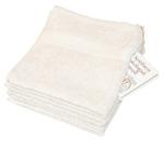 Håndkle EKO (Frotté) Naturlig hvit